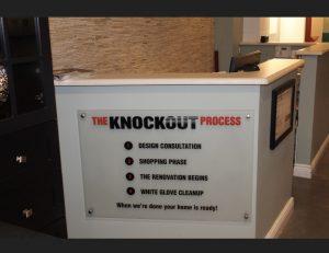The Knockout Renovation Process